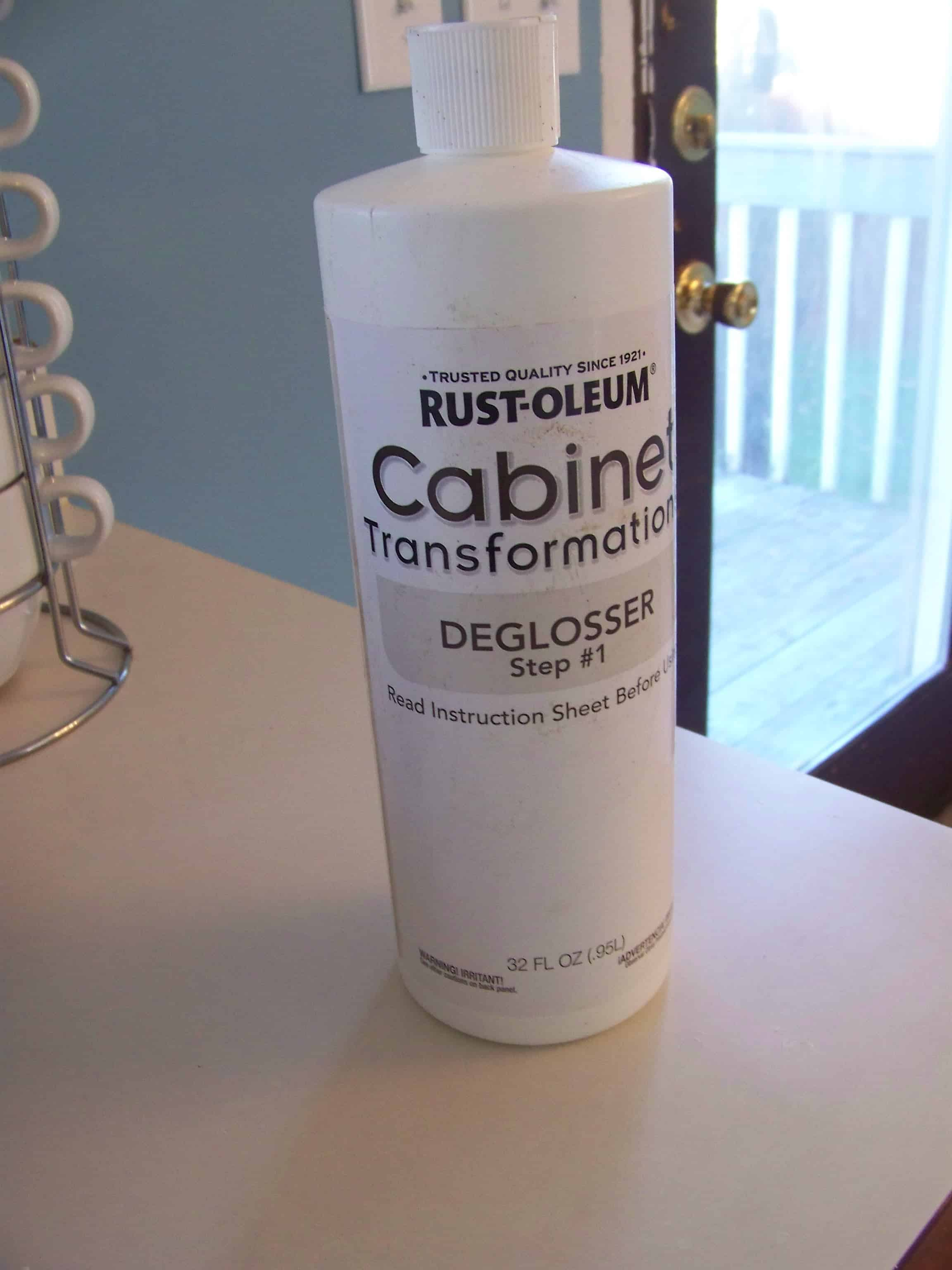Rustoleum Cabinet Transformations Review – Mary Martha Mama