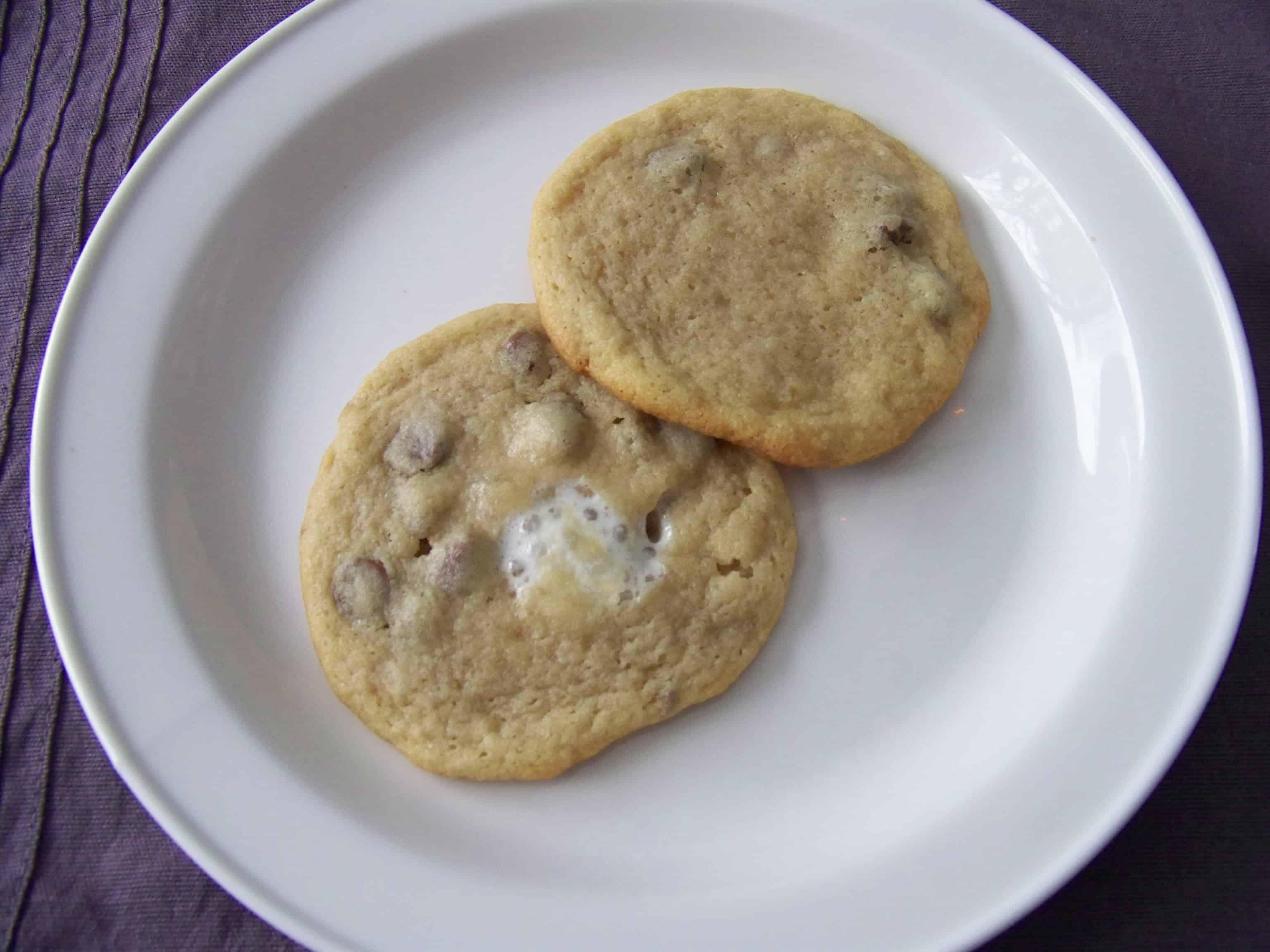 Recipe: Chocolate Chip Marshmallow Cookies