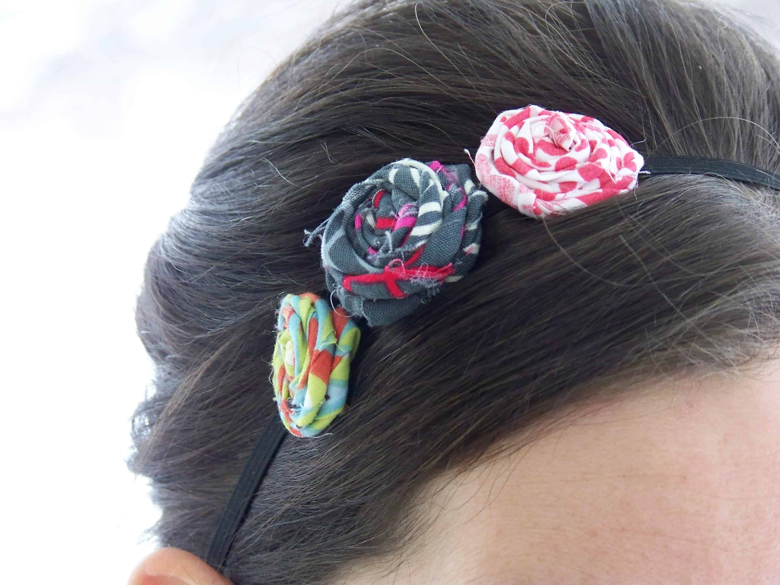 10 Headband Tutorials
