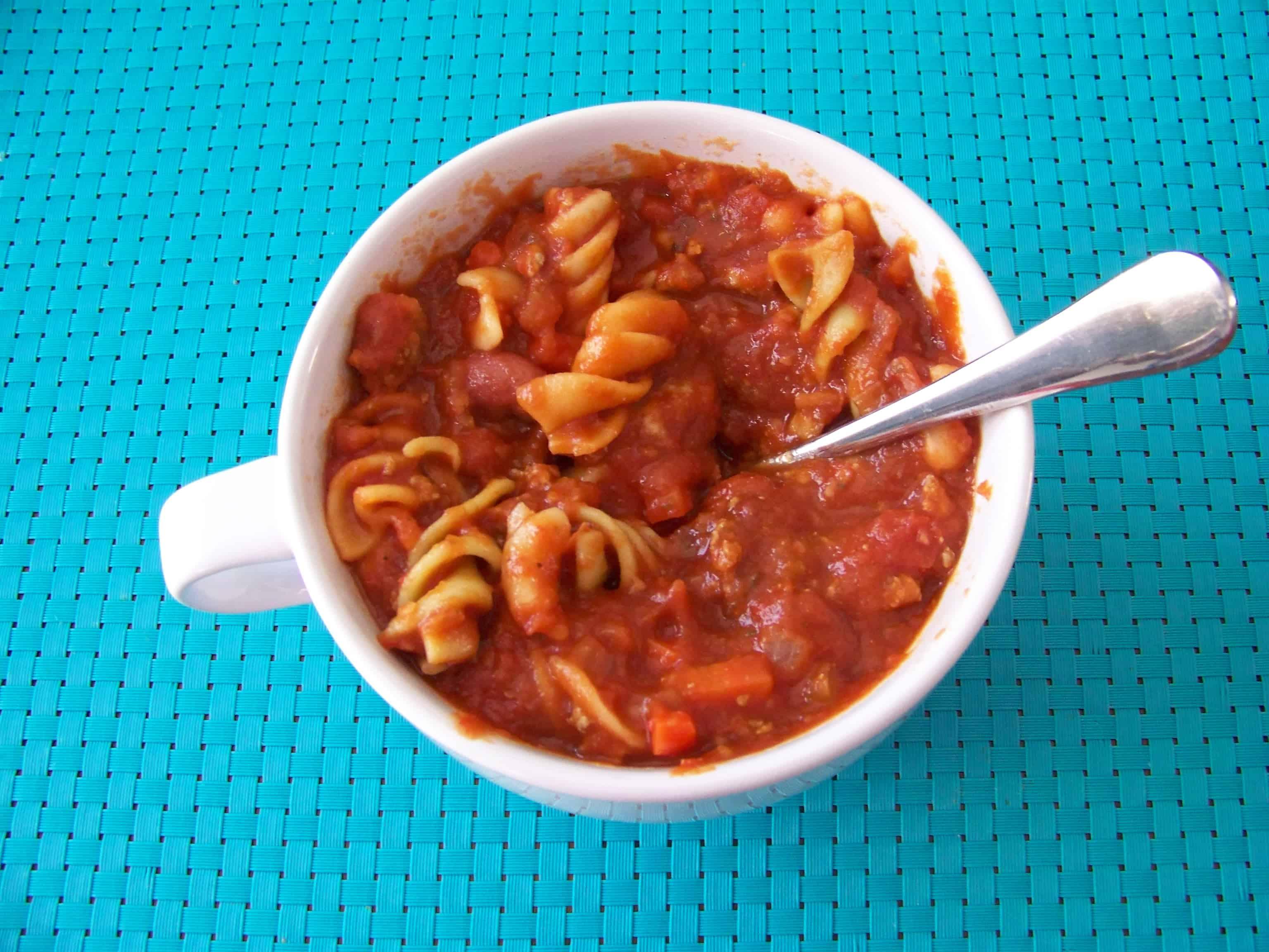 Recipe: Pasta Fagioli
