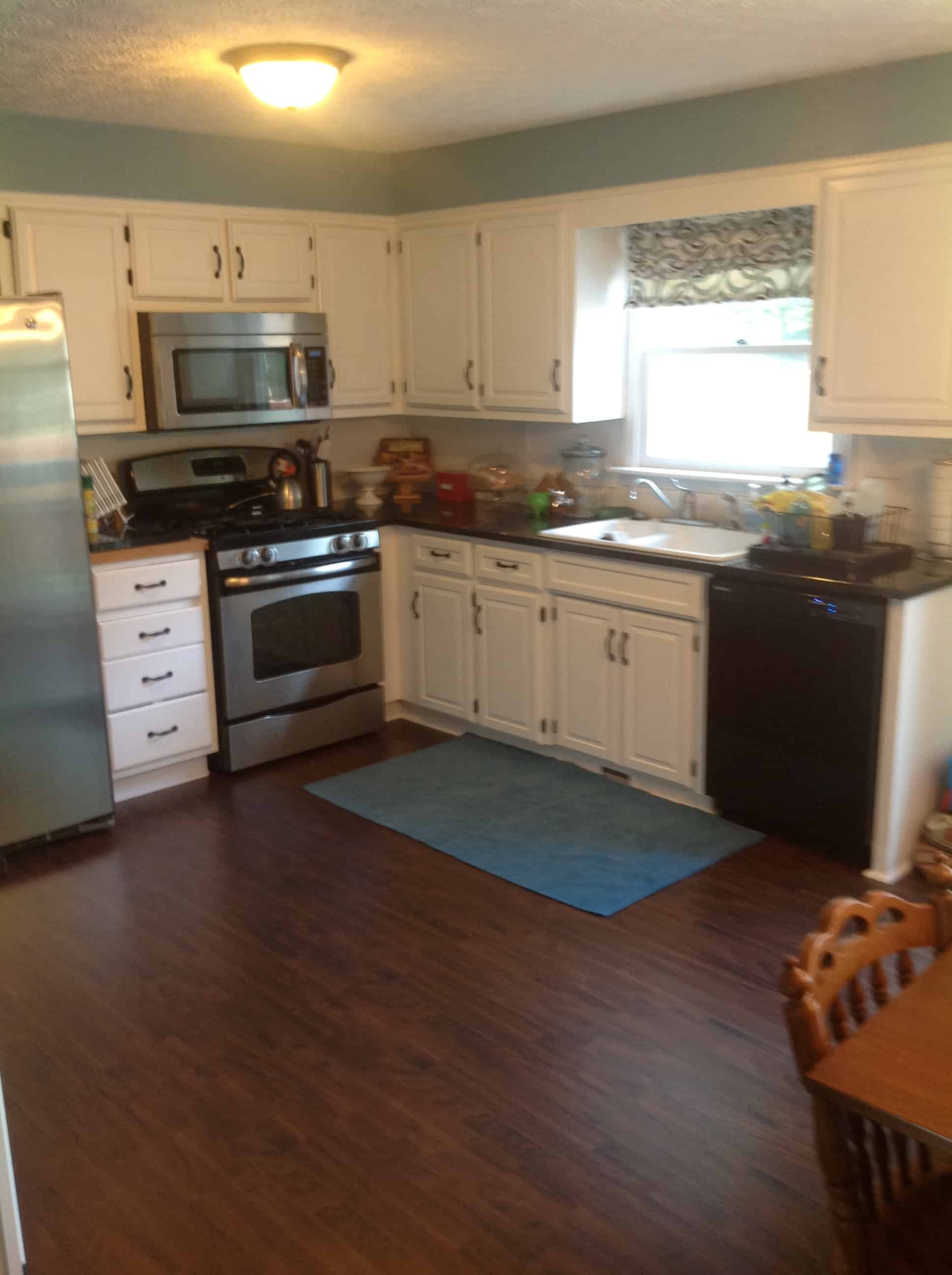 House to Home: The Kitchen Before and After