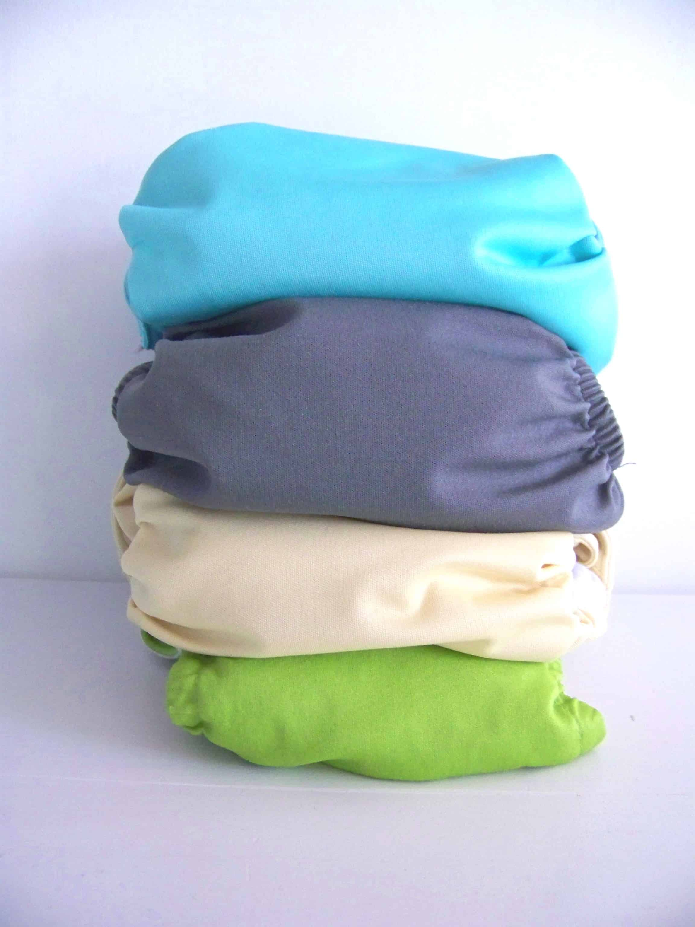 Not Your Mama's Cloth Diapers