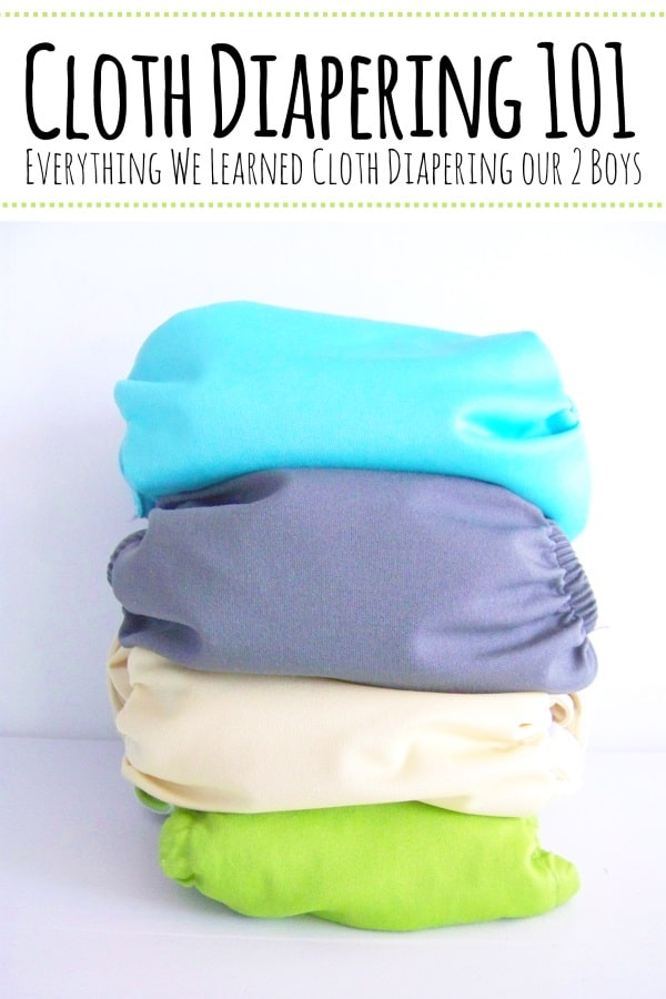 cloth diapering 101- how to cloth diaper, cloth diapering basics and recommendations