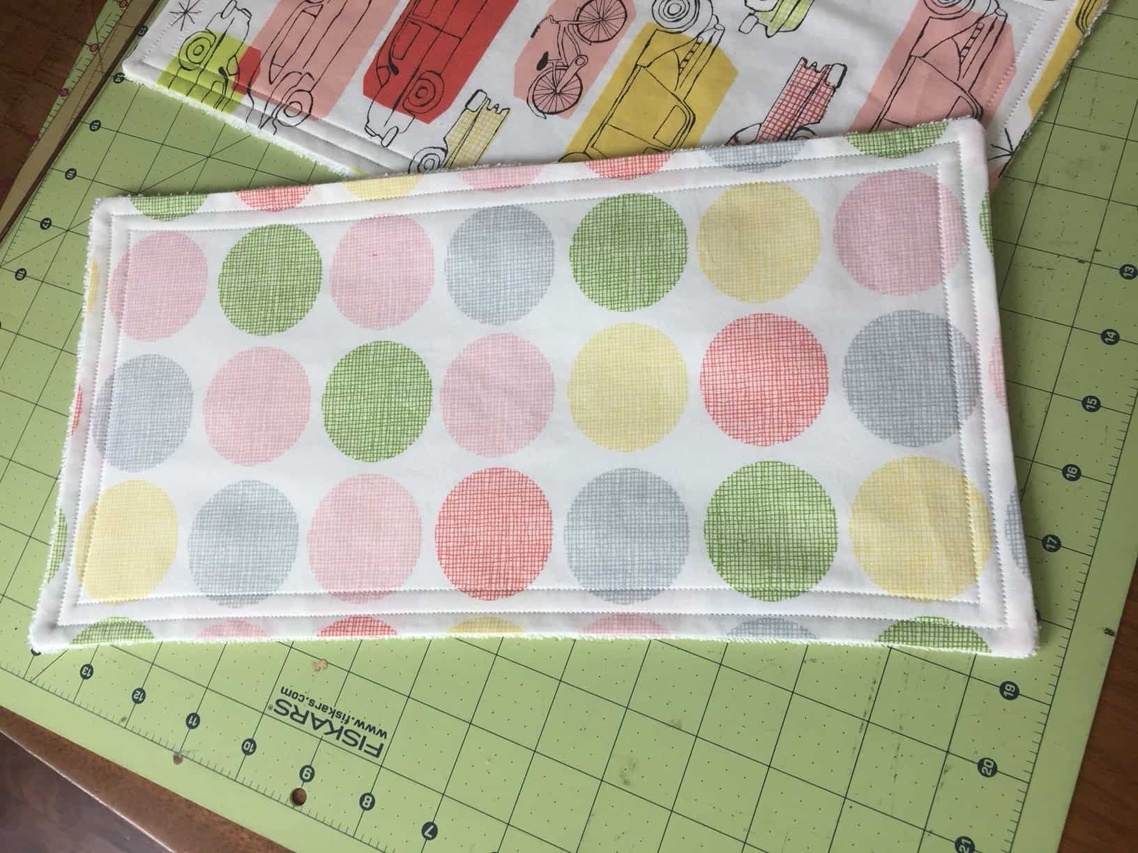 Quick easy diy burp cloths mary martha mama did you like my diy burp cloth tutorial ready to make your own let me know if you have any questions and i will try to help baditri Image collections