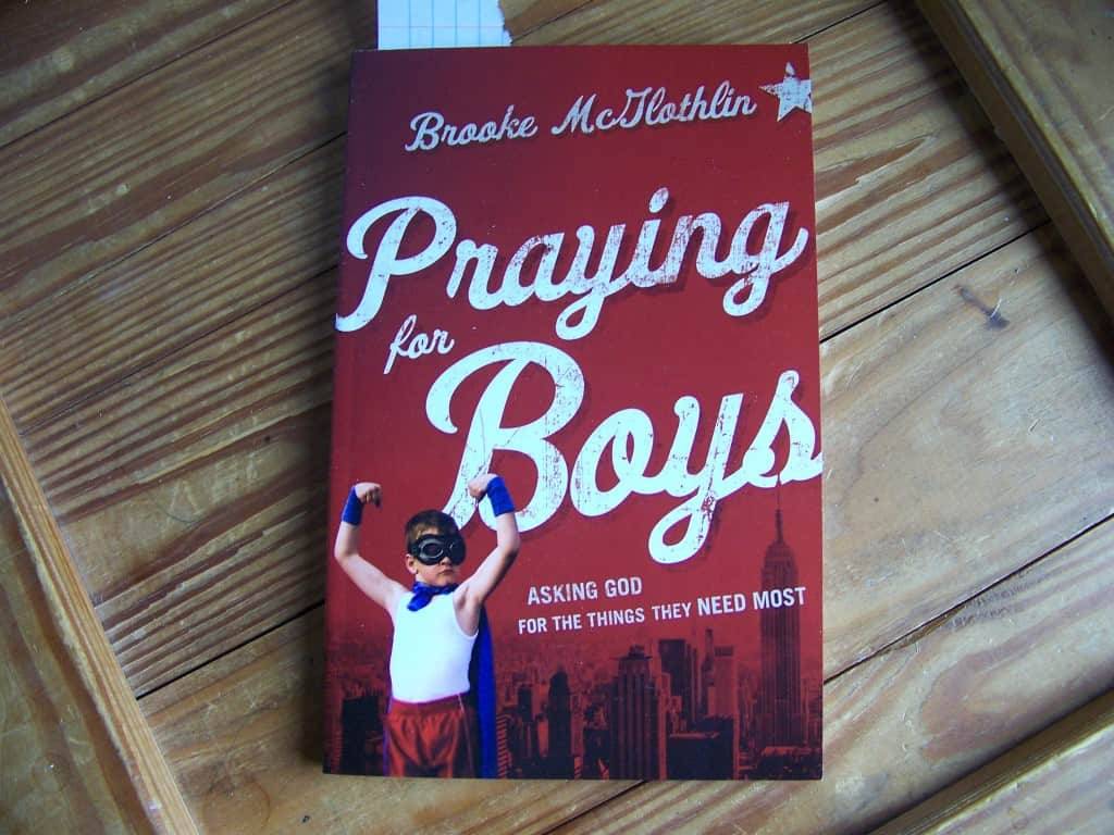 praying for boys book review
