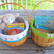 boys easter baskets