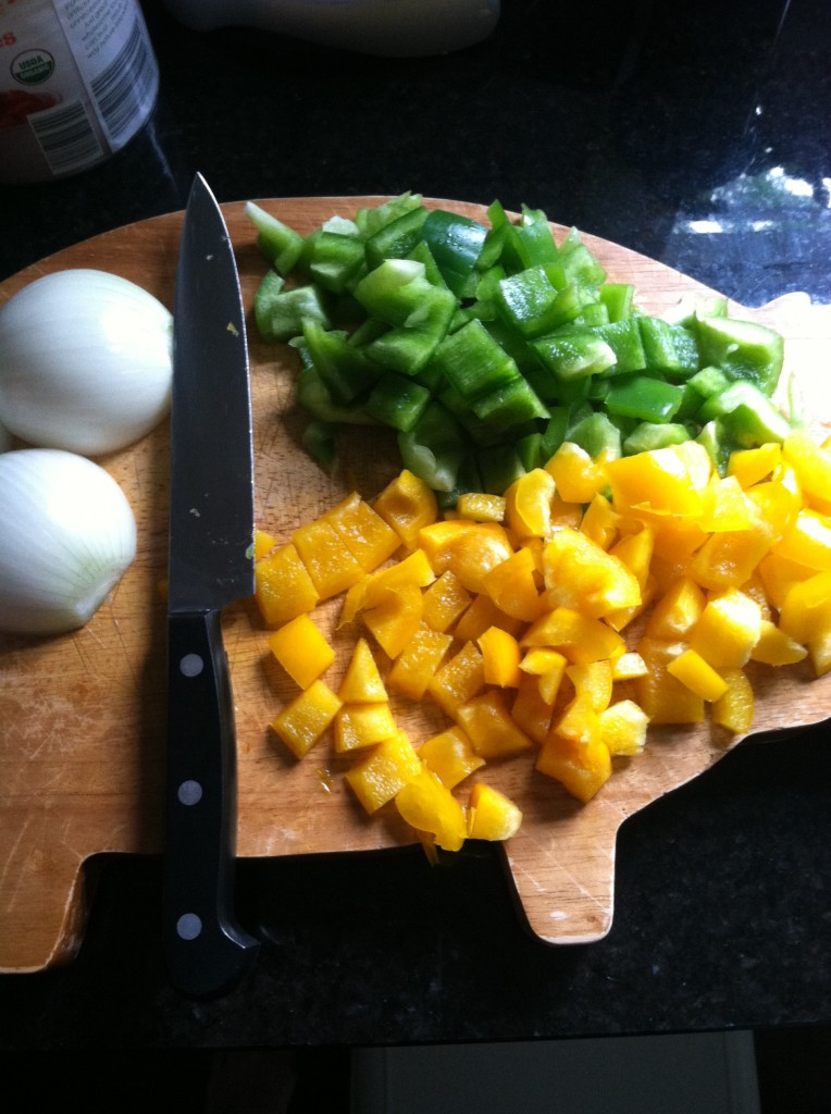 chunky chili chop