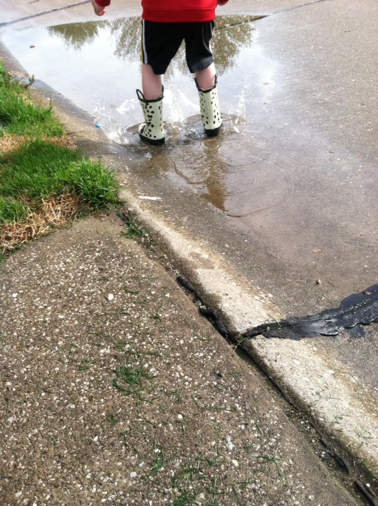 puddle splash 1