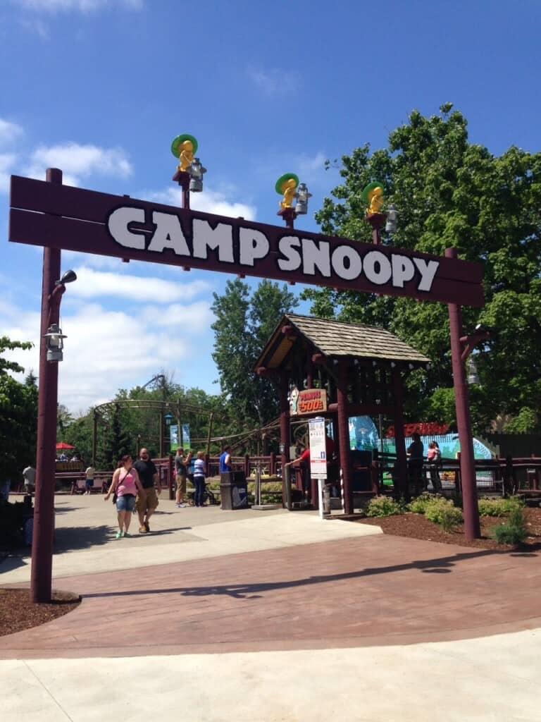 camp snoopy 6