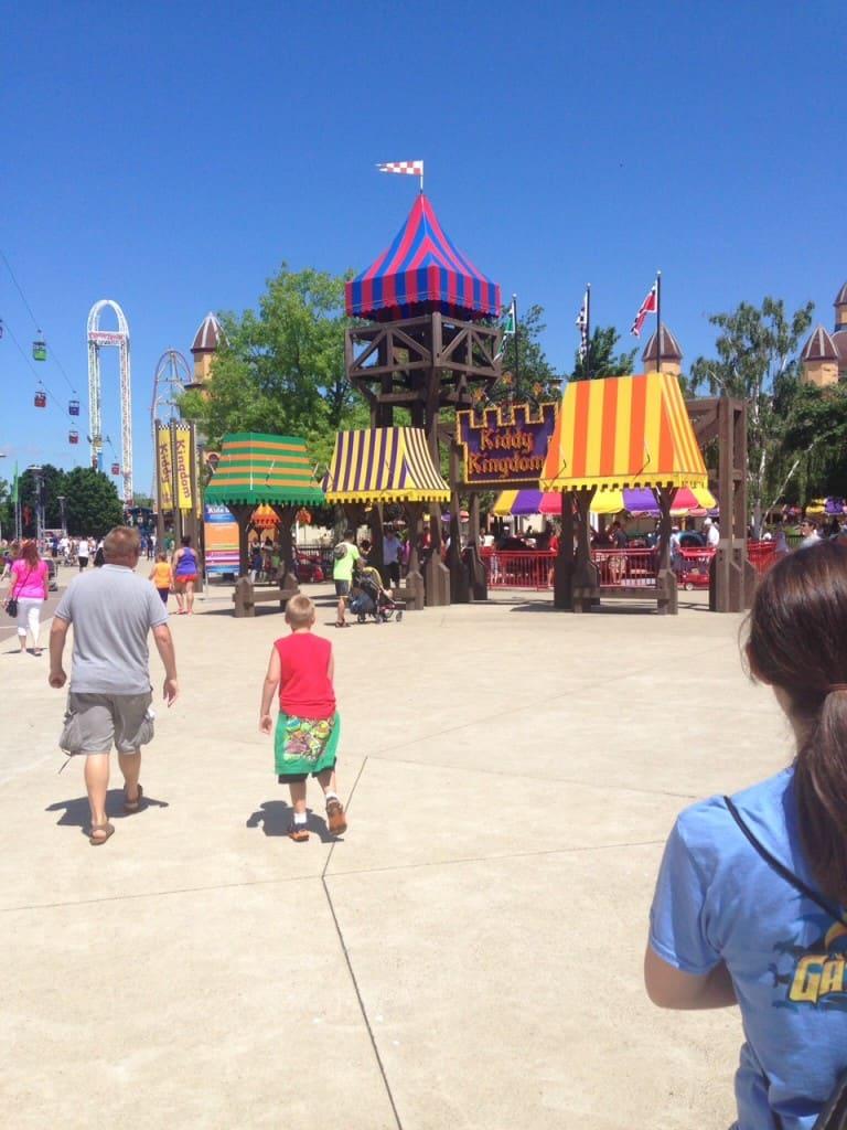 kiddie kingdom