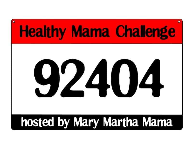 healthy mama challenge
