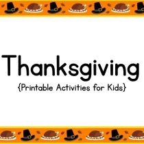 thanksgiving page image