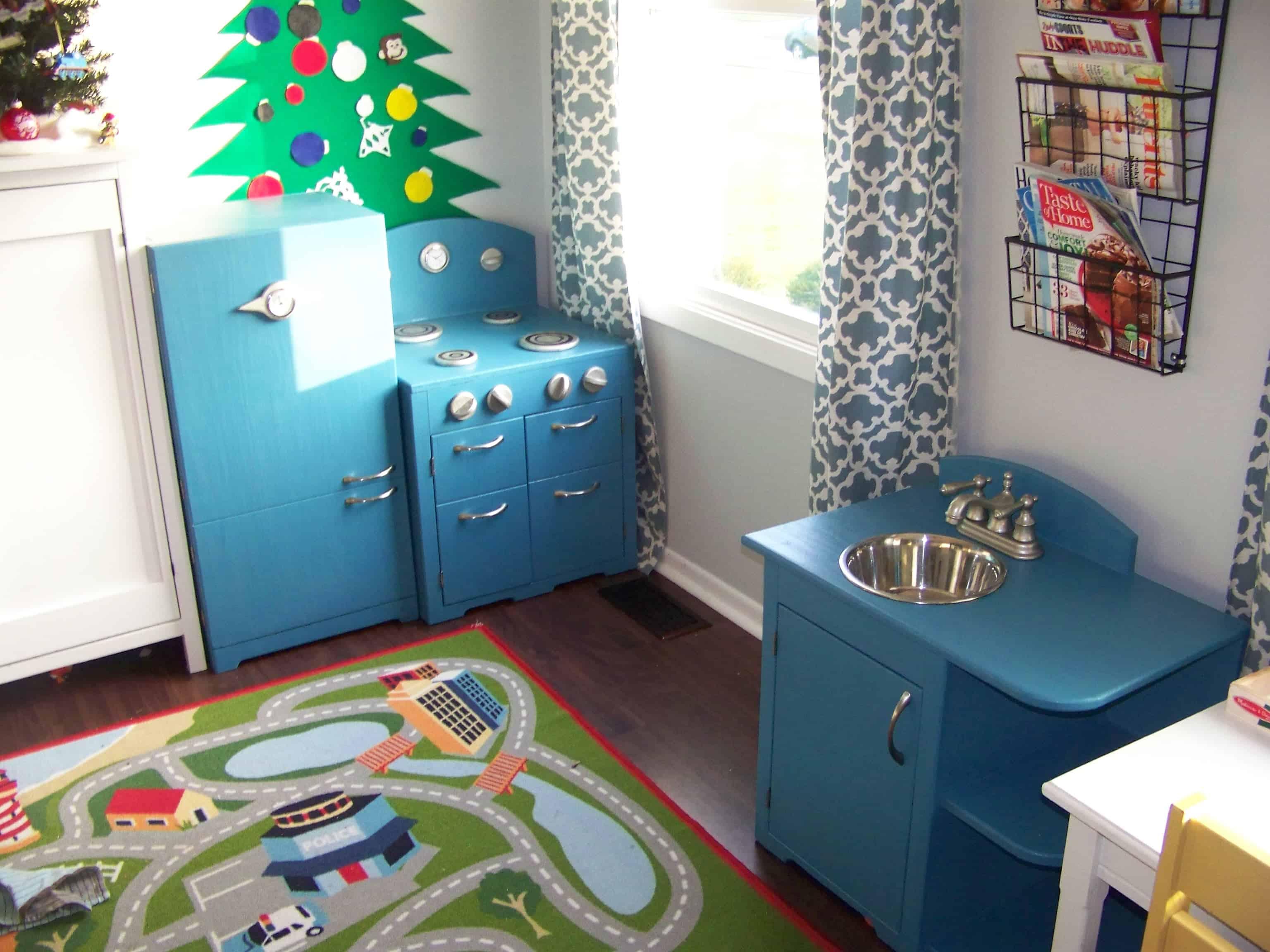 DIY Play Kitchen... for $106.06 – Mary Martha Mama