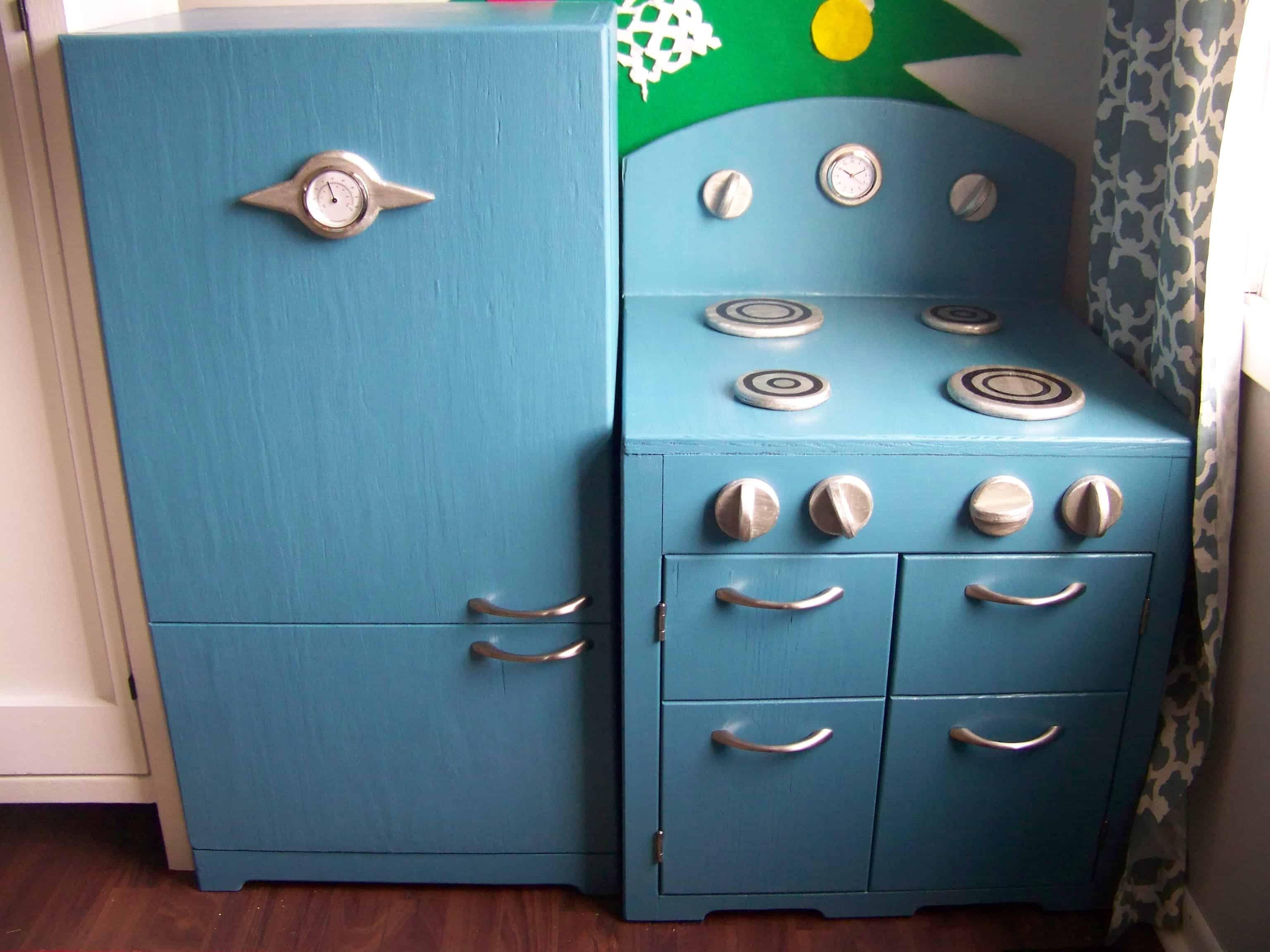 Diy Play Kitchen For 106 06 Mary Martha Mama