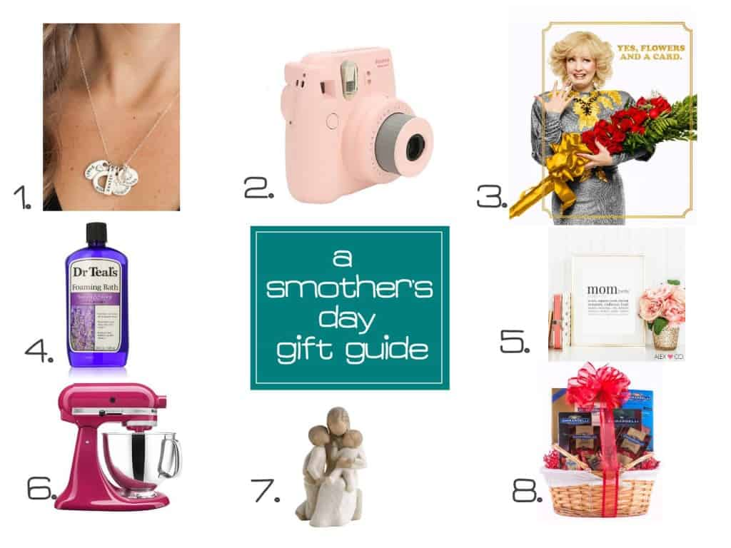 smothers day gifts