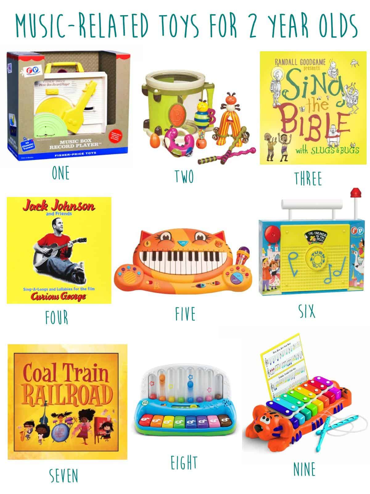 Favorites for 2 Year Old Boys