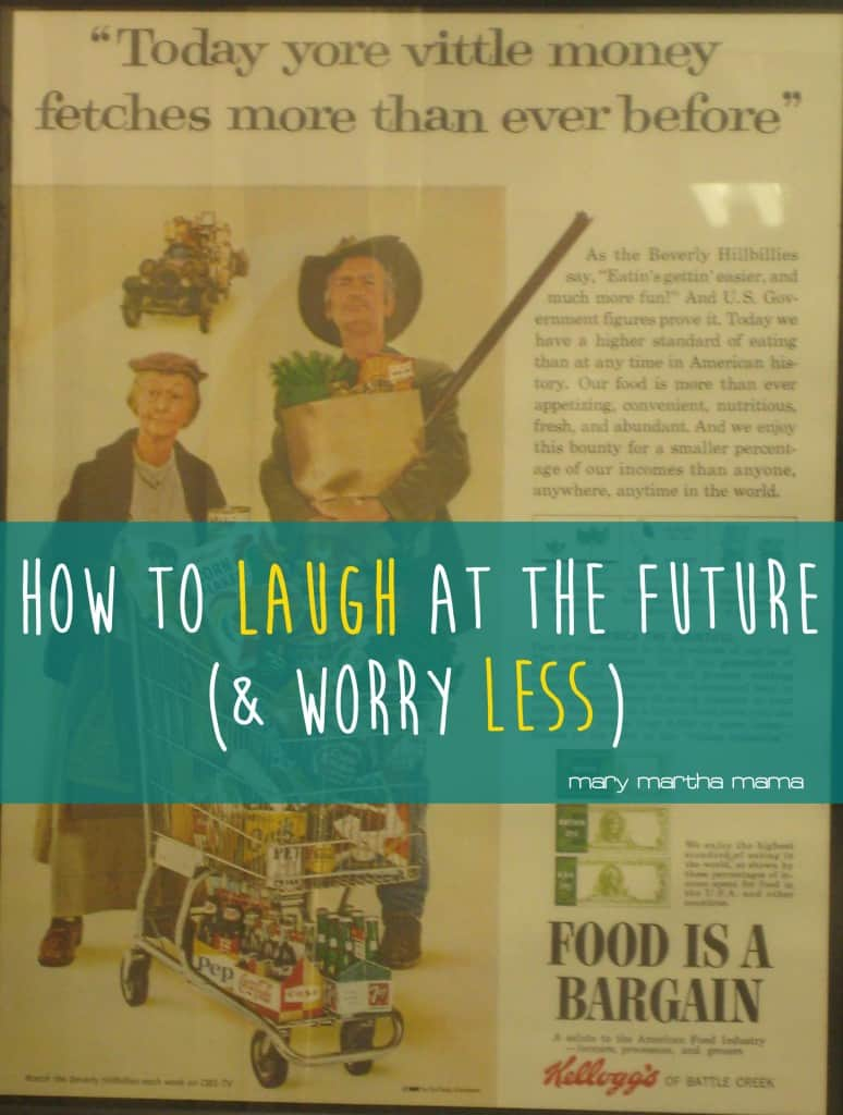 laugh at the future proverbs 31