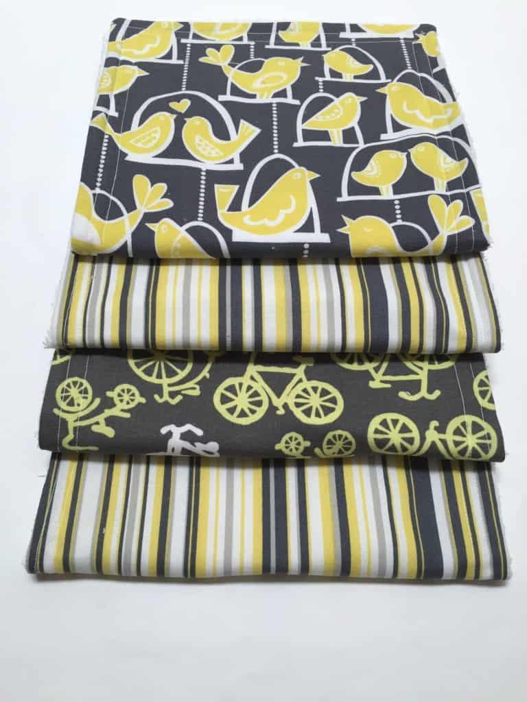 yellow bikes 4