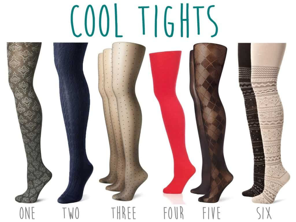 fall 2015 tights