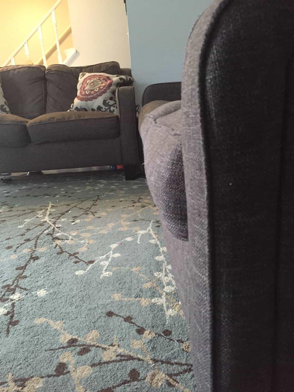ashley dinelli sofa 1 year
