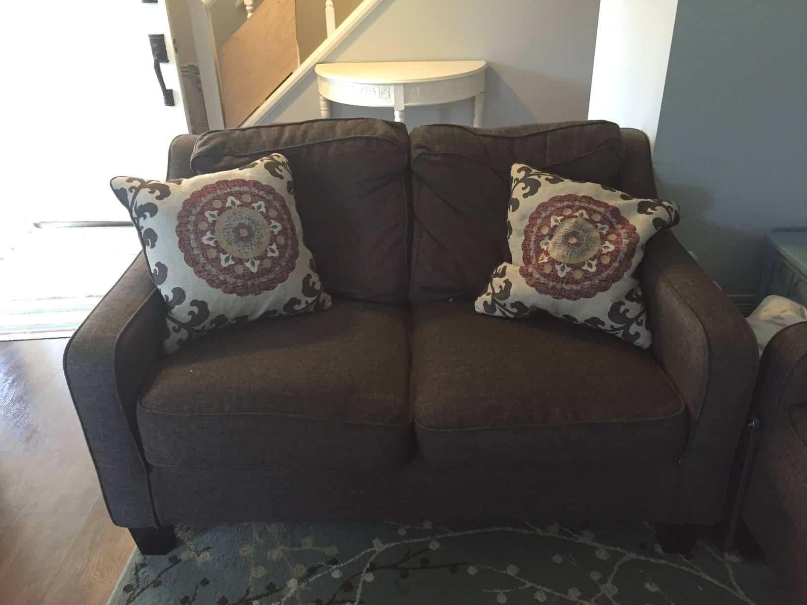 ashley furniture denilli sofa 1 year d