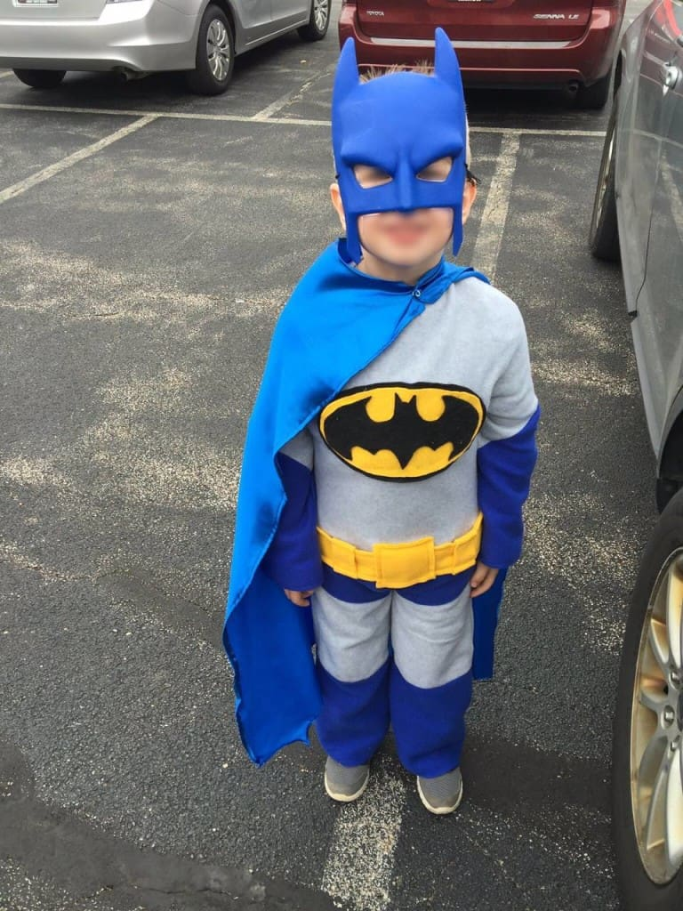 diy batman costume 4
