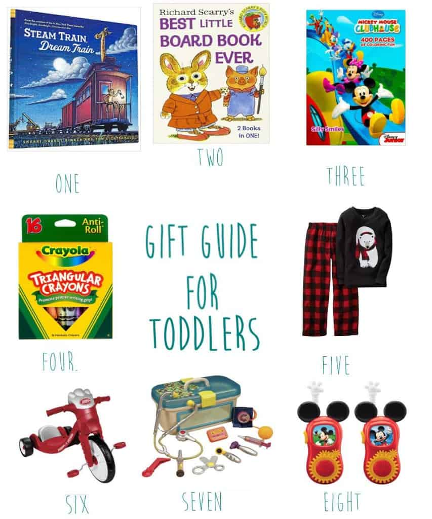 christmas gift guide toddler