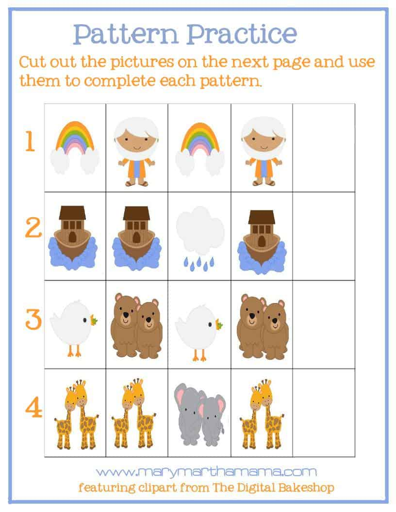 photo regarding Free Printable Pictures of Noah's Ark identified as Noahs Ark Functions [Totally free Printables] Mary Martha Mama