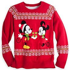mickey minnie sweater