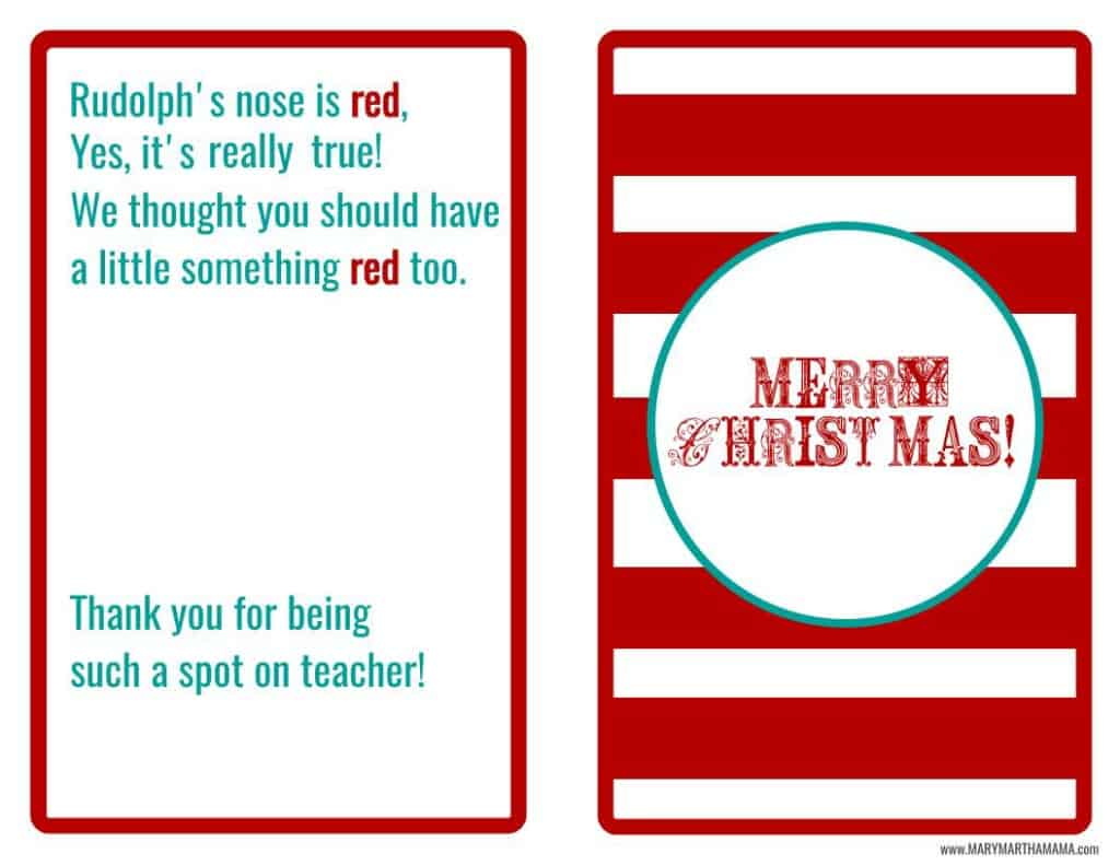 photograph relating to Printable Target Gift Card named Instructor Xmas Reward: Aim Present Card Printable Mary