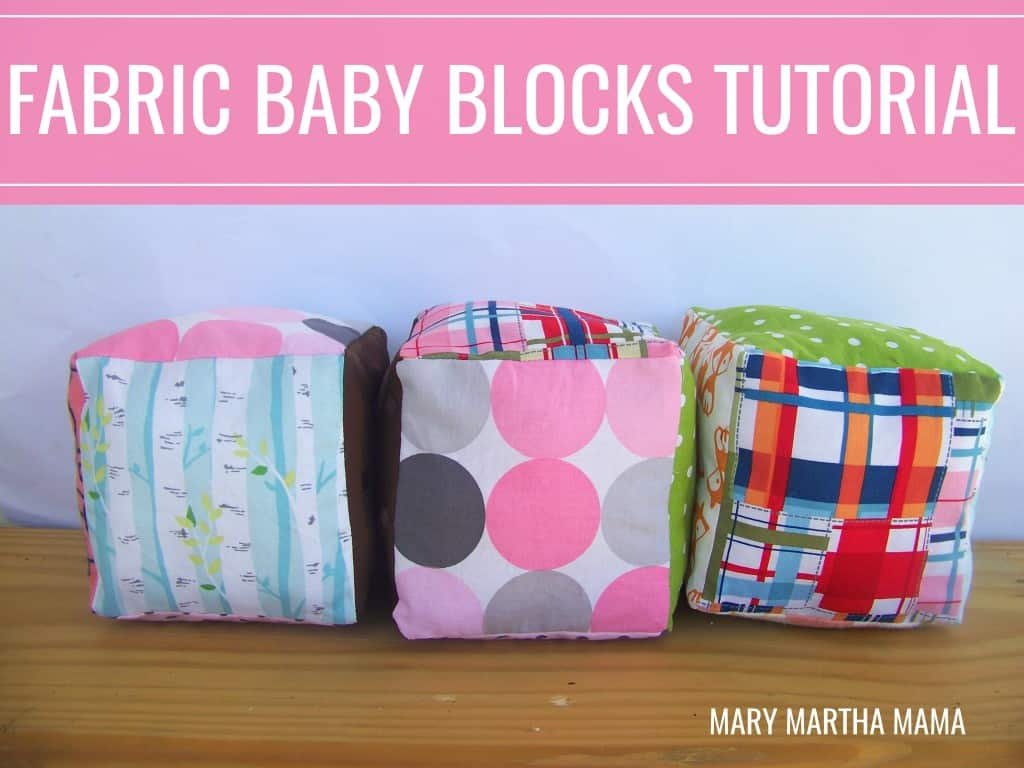 fabric baby blocks tutorial pin