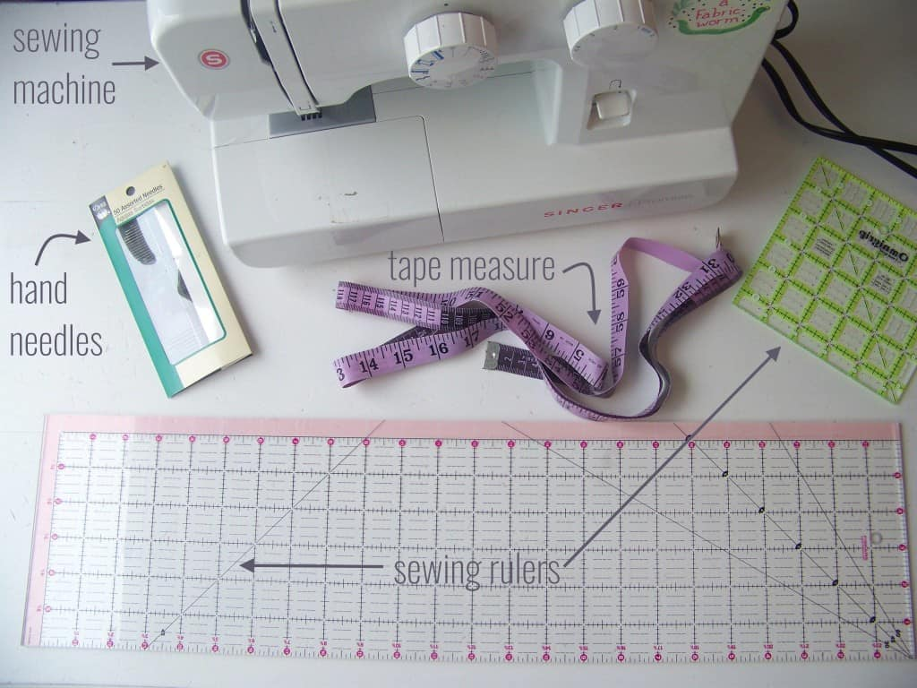 sewing lesson 1 tools 2