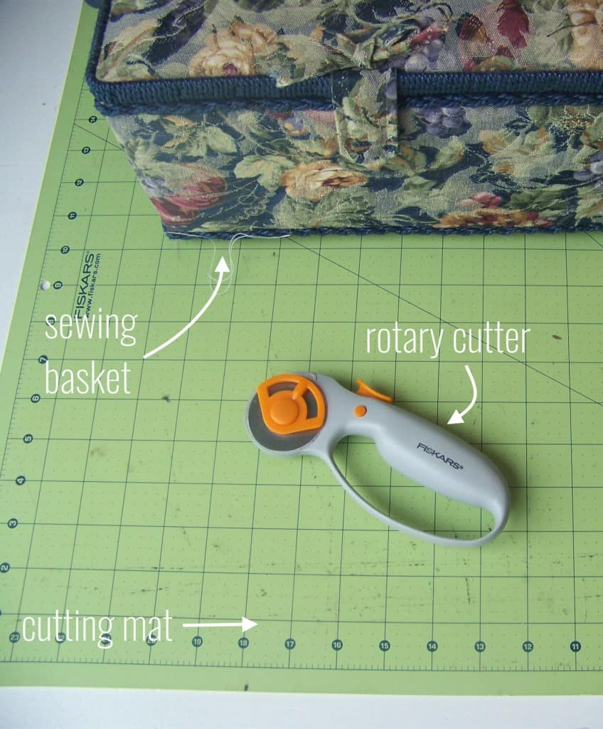 sewing lesson 1 tools