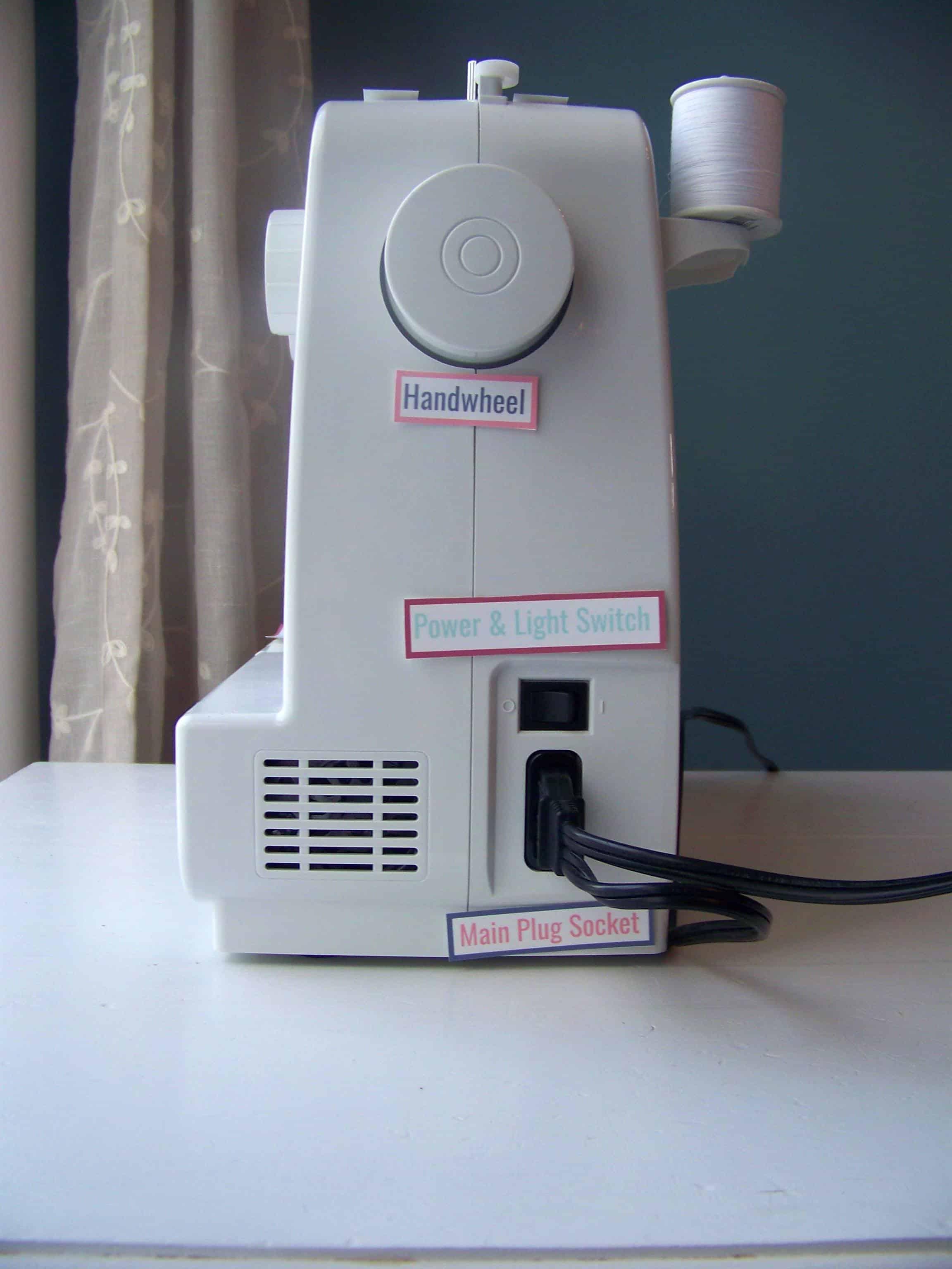 singer promise sewing machine manual