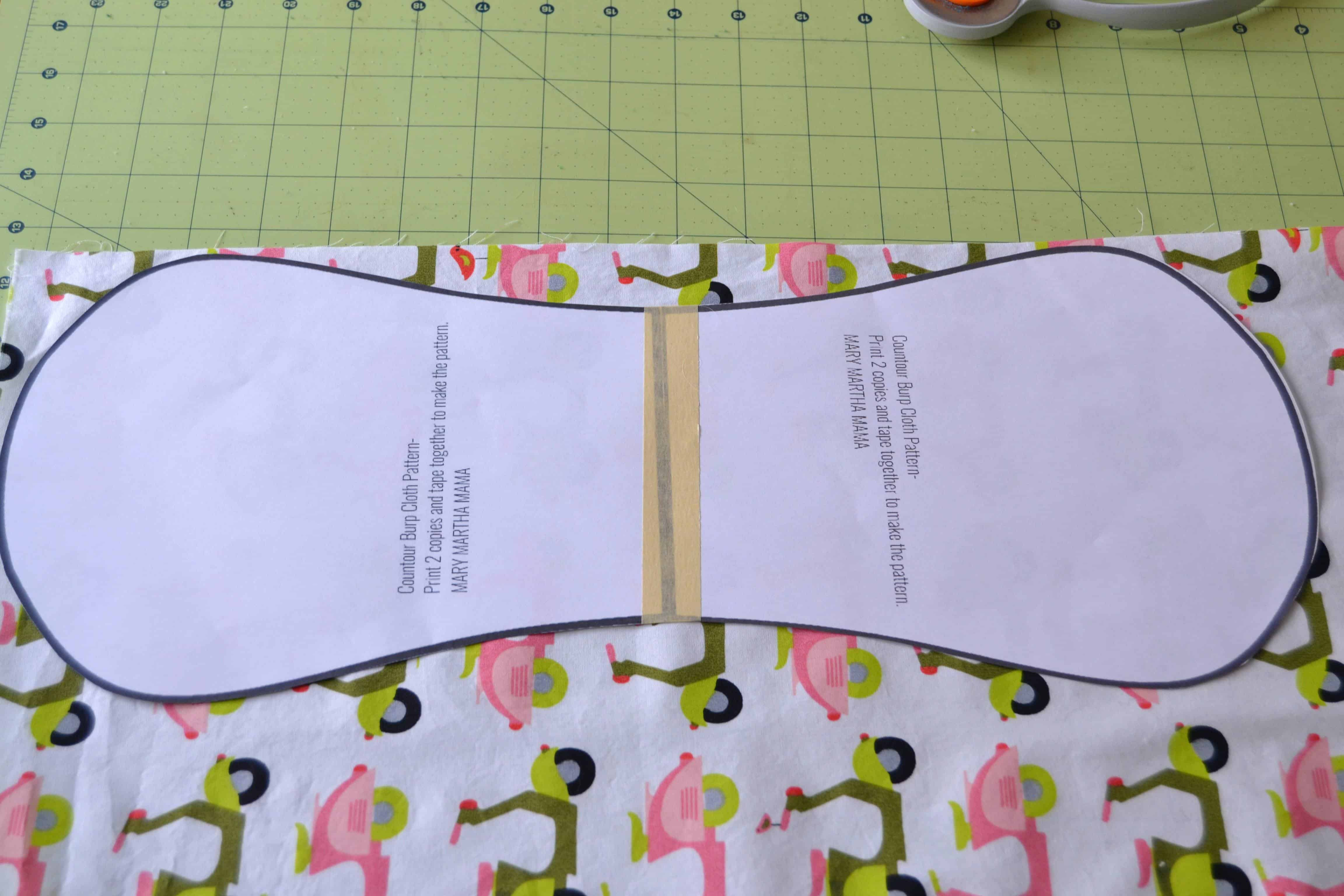 New Images Of How to Make Baby Burp Cloths - Cutest Baby ...