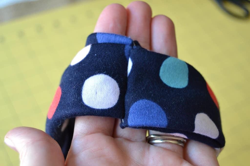 knotted headband 12