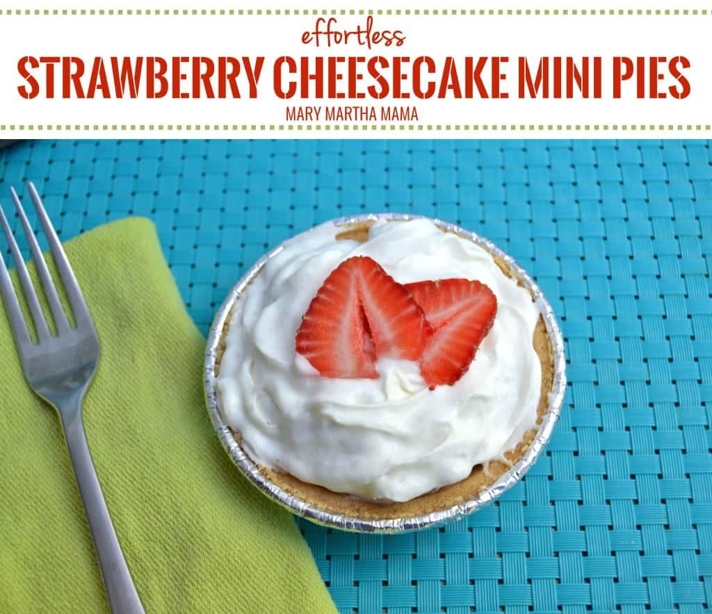 effortless mini pies pin