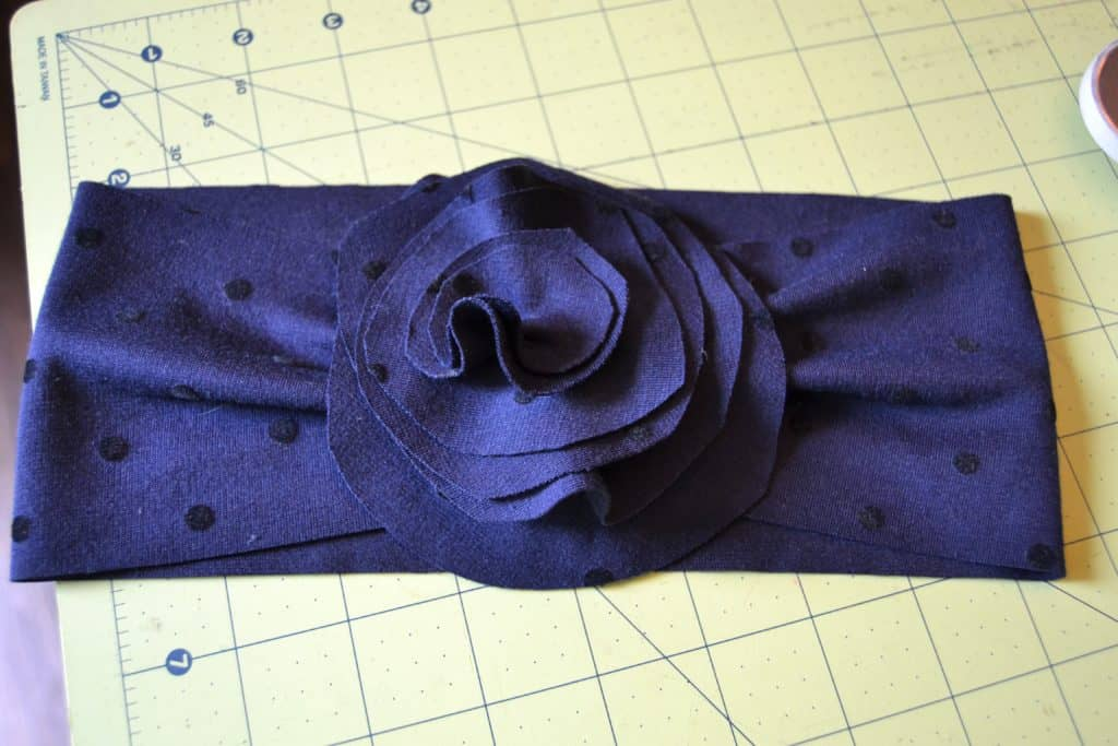 floppy flower headband 5