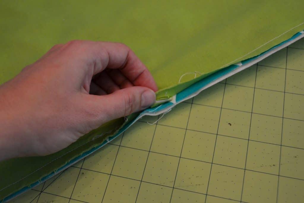 wristlet clutch tutorial 11