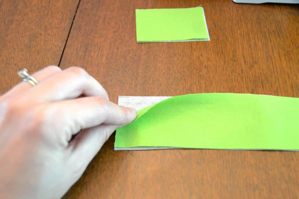 wristlet clutch tutorial 2