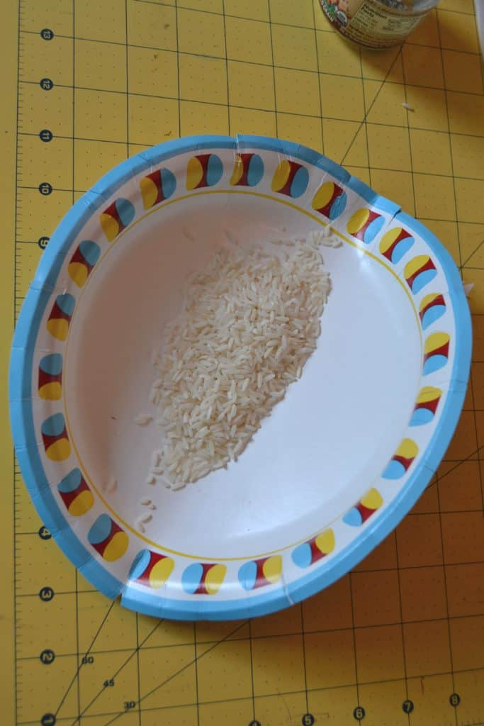 diy rice heat pack tutorial 10