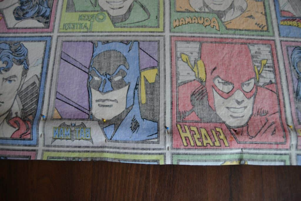 super friends blanket 4