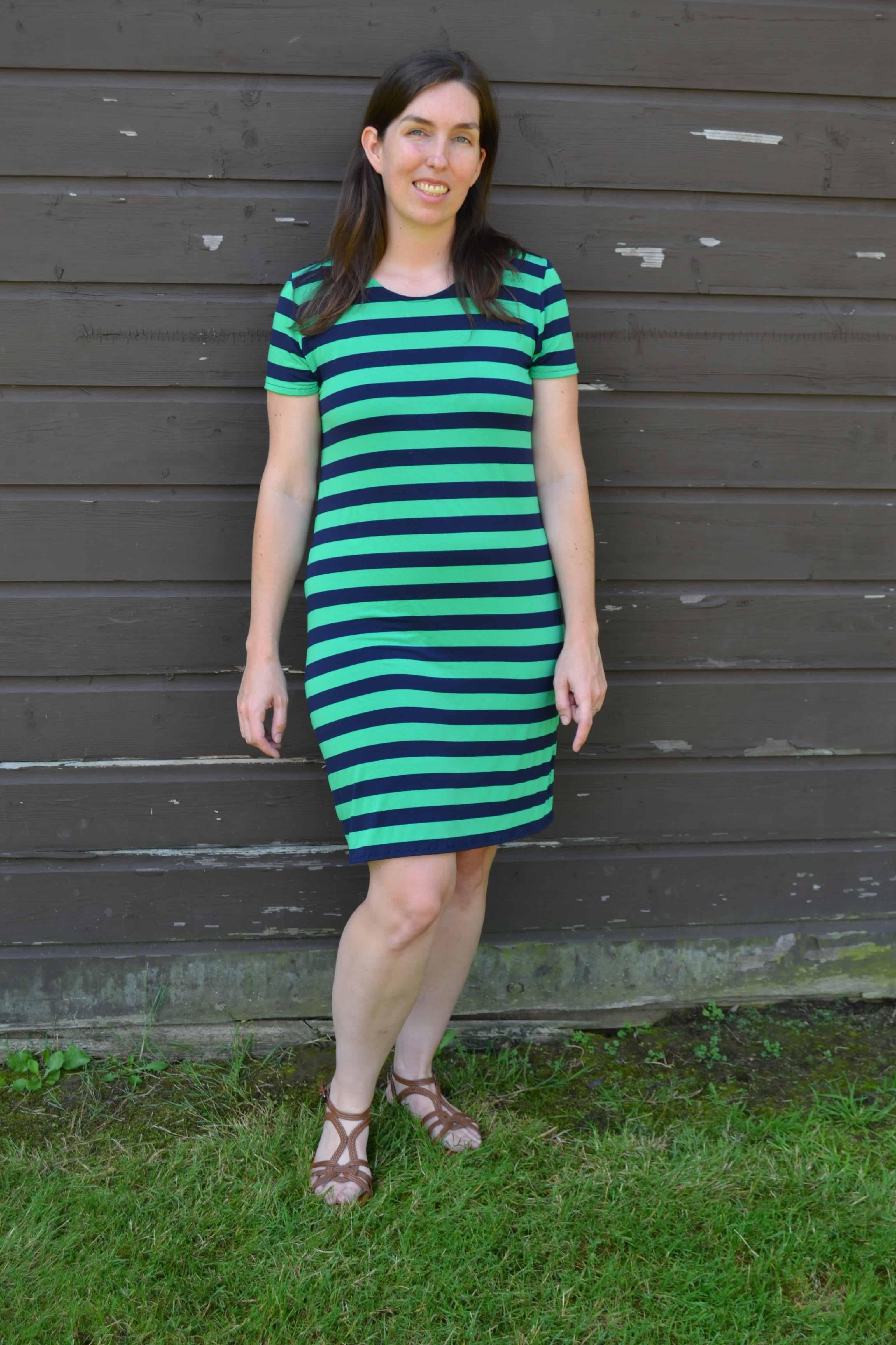 T Shirt Dress Pattern And Tutorial Mary Martha Mama
