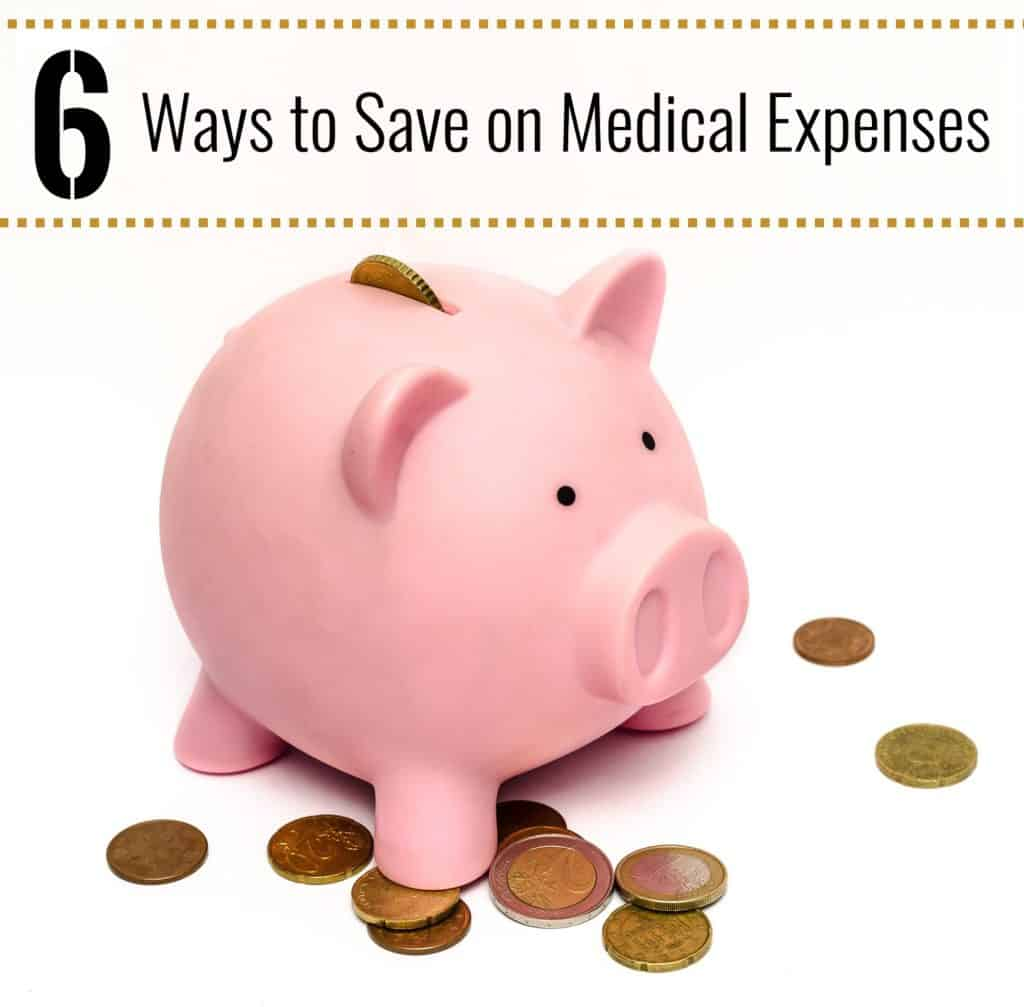 how to save on medical expenses
