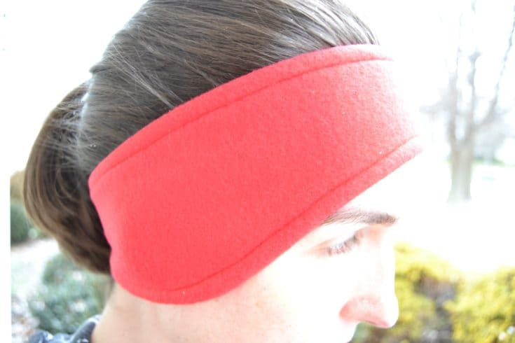 Fleece Earwarmer Headband