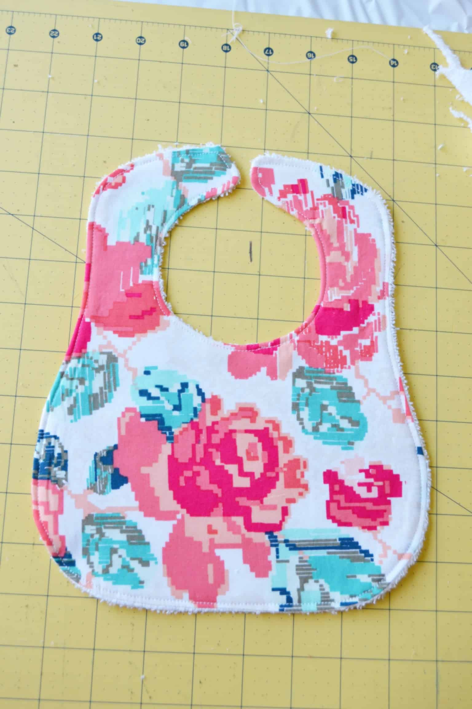 Bib Pattern for Beginners: You Can Make This! – Mary ...