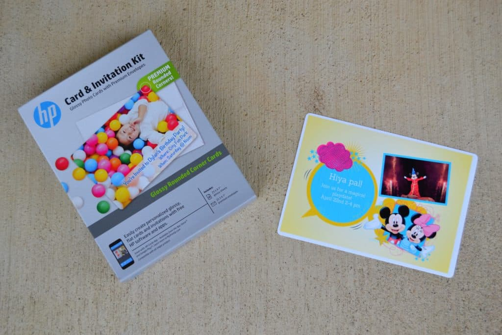 Disney Parks Sent Us An Amazing Package Of Goodies To Help With Our Playdate They Included So Many Great Things For Party