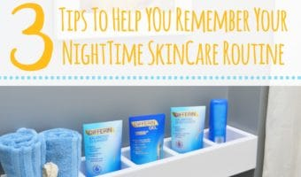 3 Tricks to Help You Remember Your Nighttime Skincare Routine