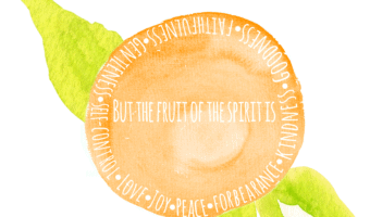 The Fruit of My Stress vs. The Fruit of the Spirit [Galatians 5:22-23]
