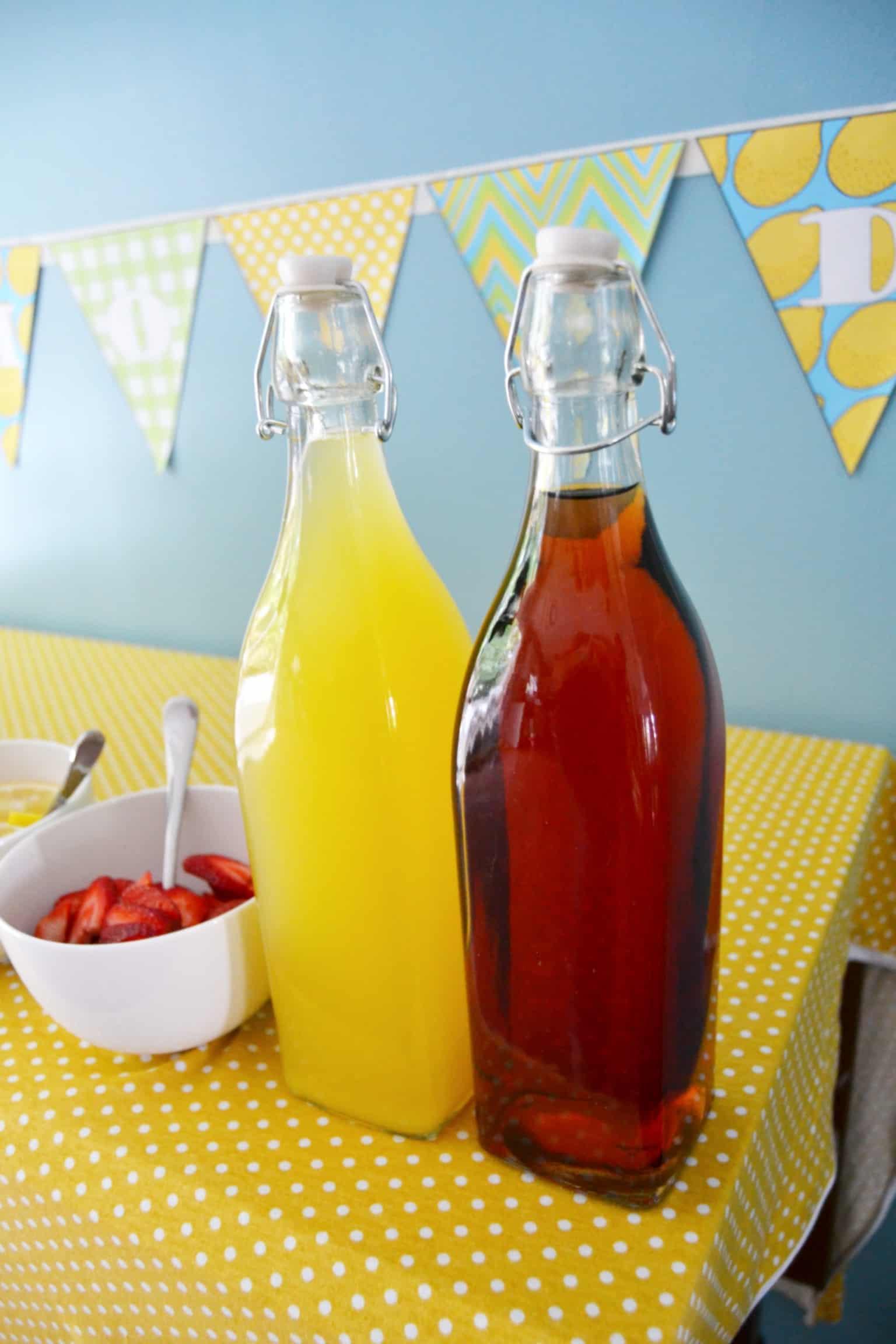 lemonade banner how to make